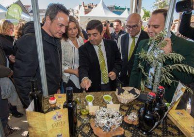 Aceitexp en IV Fiesta Anual del Primer Aceite de Jaén - ORO VIRGEN