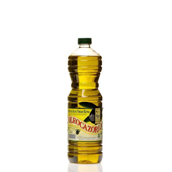 Aceitex - Export - Oleo Cazorla - Aceite de Oliva Virgen Extra 1L