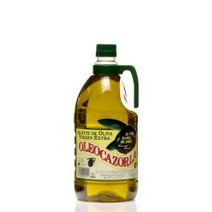 Aceitex - Export - Oleo Cazorla - Aceite de Oliva Virgen Extra 2L