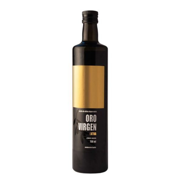 Aceitex - Aceite de Oliva Virgen Extra - Oro Virgen Extra - 750ml