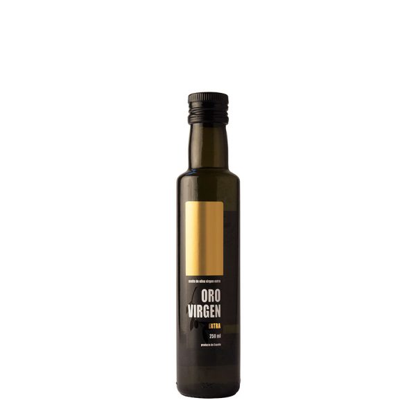 Aceitex - Aceite de Oliva Virgen Extra - Oro Virgen Extra - 250ml