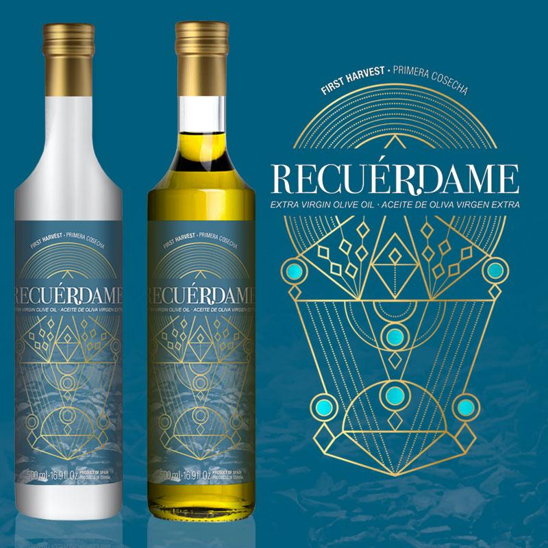 Aceite de Oliva Virgen Extra - Cosecha Temprana - Recuérdame