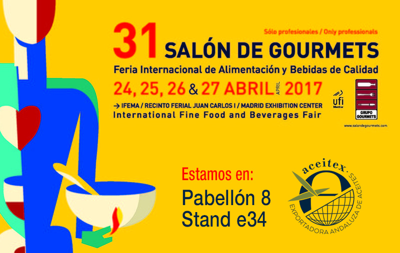 Salón-Gourmets-2018---AceitexpSalón-Gourmets-2018---Aceitexp