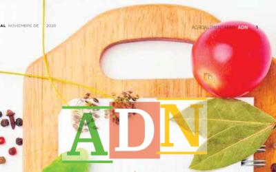Recuérdame, en el suplemento agroalimentario ADN del diario Ideal
